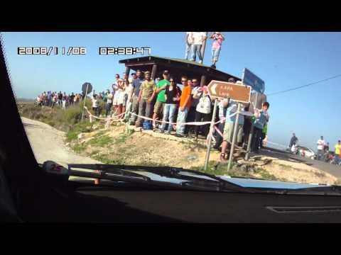 IRC Cyprus Rally 2012 S.Savva - A.Papandreou SS11 Prodromi 2