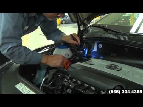 Larry Miller Volkswagen >> Volkswagen Cooling System Radiator Water Pump Repair Service Avondale Phoenix AZ Larry H Miller ...