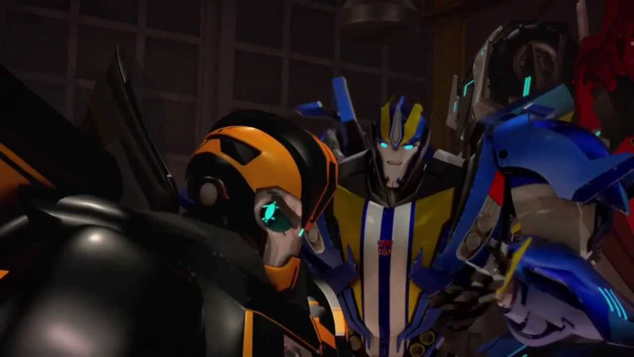 tfp bumblebee the sound of his own voice youtube