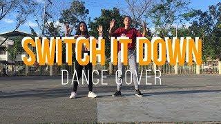 Switch It Down Challenge by Ji Ar | Khate Maekawa x Abegail Mallari Cordon
