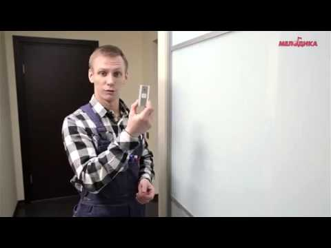 видео: Дверные звонки 'Мелодика'