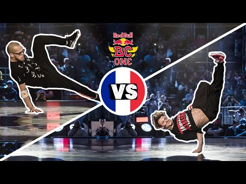 Alcolil vs Lilou - Battle 4 - Red Bull BC One World Final 2014 Paris