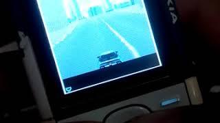 Asphalt 6 Adrenaline en Nokia 5200 gameplay