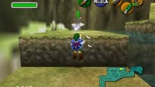 Legend of Zelda Ocarina of Time Walkthrough 05 (2/7)