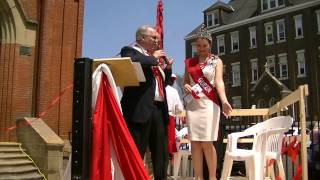 Grand Marshall Judge Ray Pianka - Constitution Day Parade in Cleveland 2015