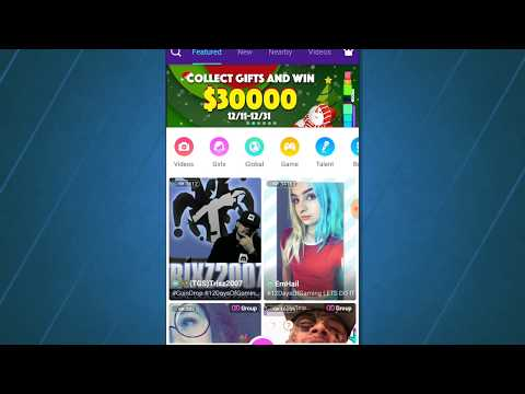 How to Broadcast Android Screen Live.me 2018 Gamer incentive program #DURECORDER #Live.me #Liveme