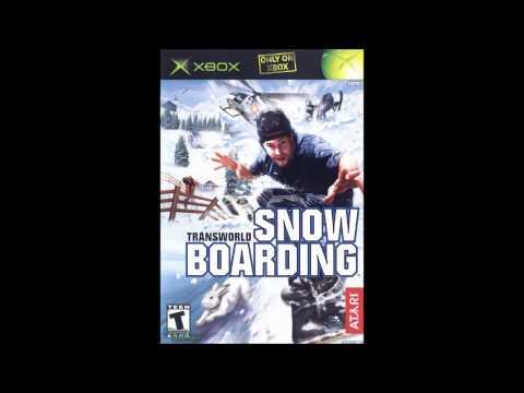 TransWorld Snowboarding 2002 (XBOX) Soundtrack: [41] Hoobastank ~ Crawling in the Dark