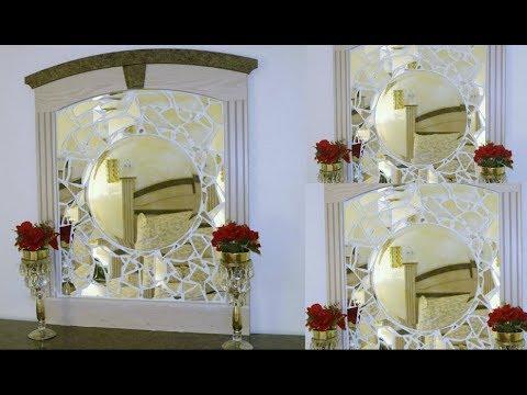 Diy Mosaic Mirror Dresser How To Repair A Broken