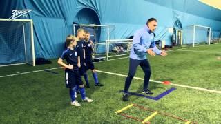 Академия футбола. Урок №3. Обыгрыш и отбор мяча(Академия футбола. Урок №3. Обыгрыш и отбор мяча (упражнения
