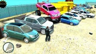 GTA 4 ULTRA MEGA BIG DEALER MOST CARPACK