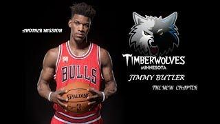 NBA Jimmy Butler - See You Again (Chicago Bulls Era) 2017