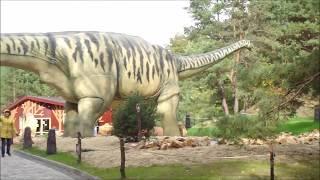 Динозавры в Белгороде