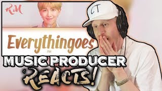Baixar Music Producer Reacts to BTS RM - Everythingoes ft. Nell (MONO PLAYLIST)