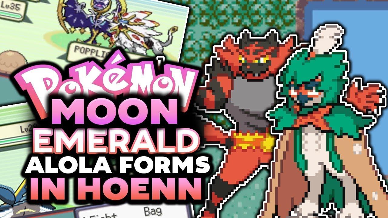 Gameboy Advance Pokemon: Emerald Version (UE) ROM