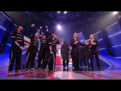 winner of britain got talent