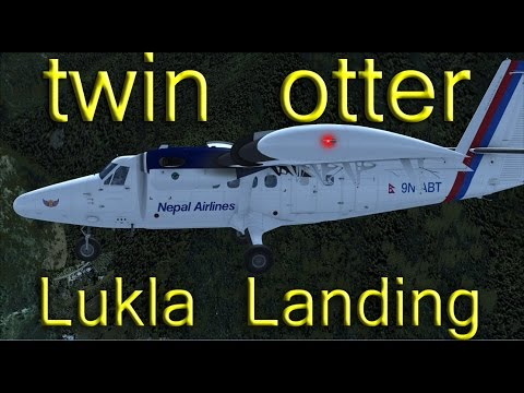 Aerosoft Twin Otter Extended EXTREME part 2
