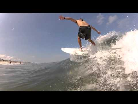 If We're Ridin' We're Smilin' - GOPRO  Virginia Beach Surf