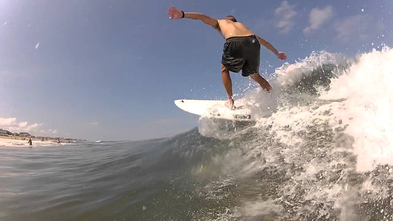 If We Re Ridin We Re Smilin Gopro Virginia Beach Surf Youtube
