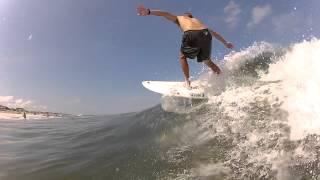 If We're Ridin' We're Smilin' - GOPRO  Virginia Beach Surf