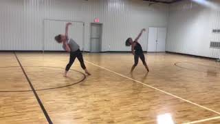 Lost without you choreography Video
