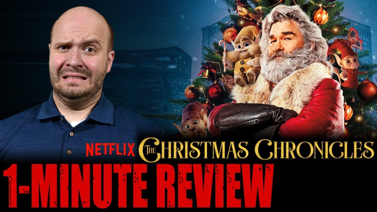 Christmas Chronicles Review.The Christmas Chronicles 2018 Netflix Original Movie One Minute Movie Review