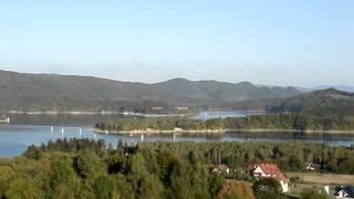 Bieszczady @ Polańczyk - jezioro Solińskie