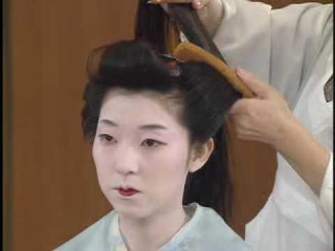 Edo Period Hairstyles