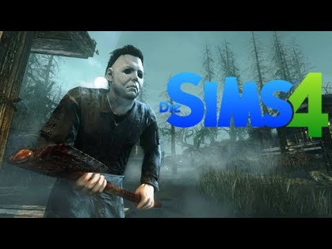 The Sims 4: Michael Myers MOD + Extreme Violence Mod UPDATED streaming vf