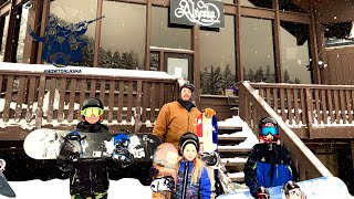 Can We Snowboard From The Very Top?   Taking On Alyeska Ski Resort For The First Time