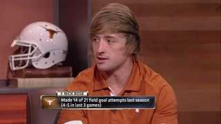 Nick Rose on Longhorn Network [June 16, 2015]