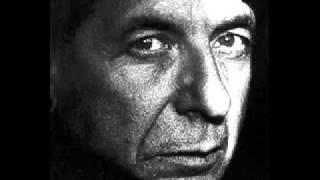 Leonard Cohen - Hallelujah (lyrics)