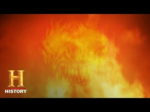 The UnxPlained: Haunted Houses Cleansed With Fire (Season 1) | History