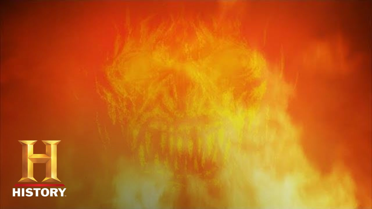 Download The UnxPlained: Haunted Houses Cleansed With Fire (Season 1)   History