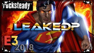 LEAK : Open World Superman Game Coming From Rocksteady | 4chan leak