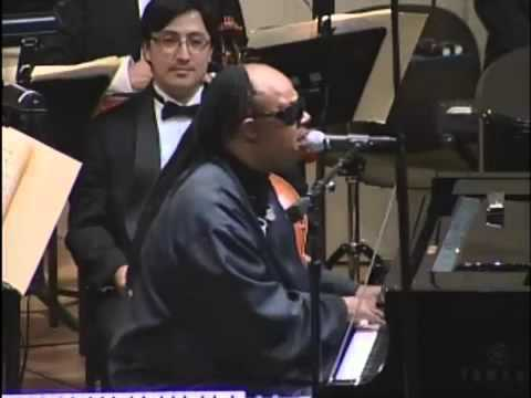 Stevie Wonder - Overjoyed (Live)
