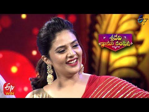 Download Sreemukhi Into   Sridevi Drama Company   30th May 2021   ETV Telugu
