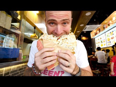 Chinese STREET FOOD Breakfast Tour in Hangzhou + BULLET TRAIN to Shanghai | Hangzhou, China