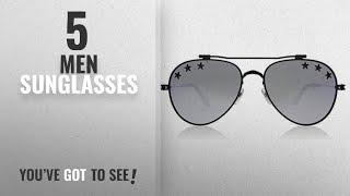 Givenchy Sunglasses [ Winter 2018 ]: Givenchy GV7057/STARS 807 Black GV7057/STARS Aviator Sunglasses