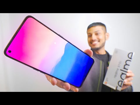 Realme X7 Pro Unboxing And Quick Look !