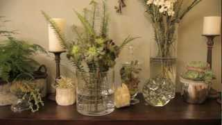 Botanicals To Create Nature-inspired Plant Centerpieces | Pottery Barn