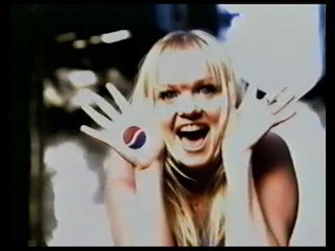 Spice Girls - Move Over [Pepsi Commercial]