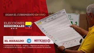 EL HERALDO cubre en vivo las elecciones regionales 2015 (Parte II)
