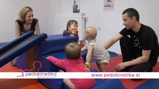 Vadba za dojenčke - Pedokinetika - Growingsmart