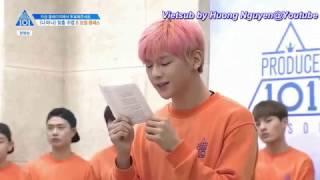 [Vietsub] MMO's trainee Cut @ Ep 2 Produce 101 SS2