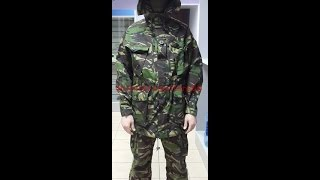 Обзор Smock Combat Windproof DPM, куртка/парка армии Британии