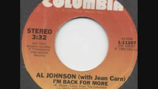 Al Johnson & Jean Carne - I