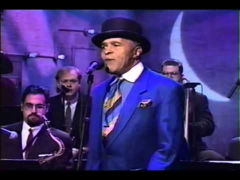 "Jon Hendricks - ""Gimme That Wine"" (featuring Wynton Marsalis) Live 1997"