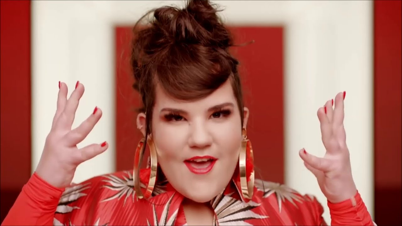 Netta Toy Israel Official Music Video Eurovision