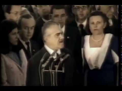 Posse do presidente José Sarney (1985)