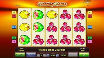 Sizzling Gems online slot game